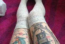 Framed Tattoos / by Carly Crosby