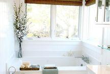 Beautiful bathrooms / by Natalie Donoghue