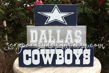 Cowboys Nation / by Sarah Darr