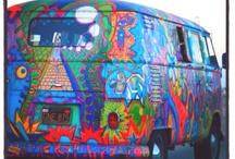 Hippies && Gypsys / by Rachel Jones