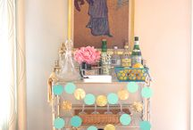 [ bar cart style ] / by Emily Geaman