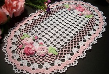 Crochet Doilies/Table Runners / by Holly Riechman