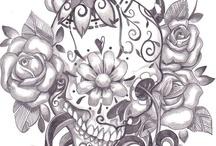 Tattoo inspirations. / by Stacia Stewart