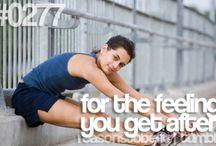 I Workout / by Carolyn Garavente
