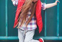 Fashion Kids / Moda para crianças / by Josi Guimaraes