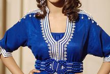 dresses marocain / by Hair tutorials