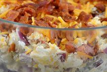 Recipes for potlucks / by Jennifer Soderstrom
