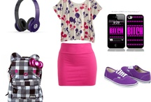 Polyvore / by Alexus Downing
