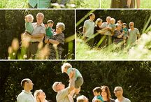 Family Photo Shoot / by Corinne Stoter