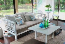 Outdoor Spaces / by Susan Lindsay