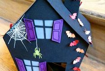 Halloween arts and crafts / by Lisa Craig