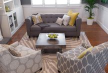 Living Rooms - Gather Here / The gathering spot in your home  - it should be pretty and practical / by Janaki Rao (Home From India)