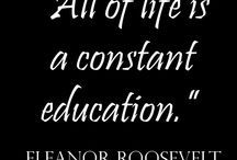 Education Quotes / by Excite Education
