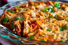 Casseroles  / by Ashley