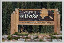 States - Alaska / by Dottie Cordwell