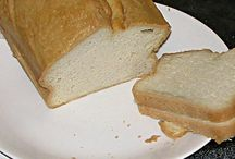 Bread / by Vanessa Loftus