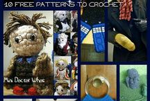 Dr Who Craft / by Kylie Hodges