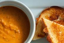 Soups / by Julie Floyd Fryer