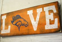 Broncos / by Sammie McDaniel