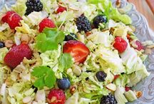 salads / by Cindy Wiseman