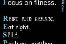 Health and fitness / by Keri Gummer(Wootton)