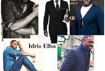 My BBM board / Beautiful Black Men BBM  / by Jane Elekonich