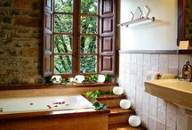 Bathrooms / by Kirsten Becker