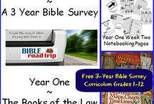 Homeschool: Bible Study / by Tabetha King