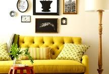 Living Room / by Lucee Arvanitis-Santini