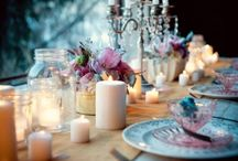 Table Decorations / by Susan Smith