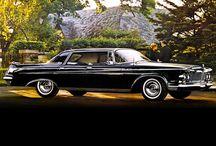 Chrysler / by Dennis Ulrich