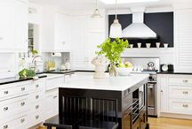 Kitchens . . . / by Rebecca Booher