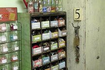 craft rooms  / by Cheryl Kelly