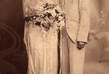 Vintage Wedding Photos / Real vintage wedding photos / by Karen Burns