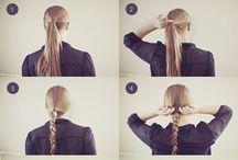 HAIR ! / by Amy Monroe