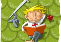 Día del Libro. Book's Day. Sant Jordi / by Estíbaliz Camacho Rubio