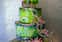 Cakes / by Tana Phillips