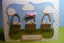 Spring, Easter Cards / by Dee Richardson