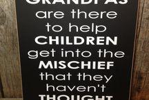Grandparents / by Kristy Dorn