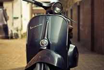 Vespa / by Ana Carenina