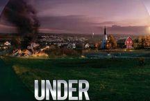 Under the dome / by Machteld Klaren