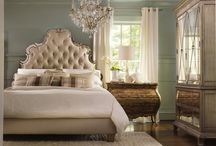 Bedrooms / by MICHELLE BRYANT