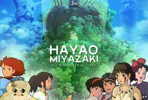 Hayao Miyazaki / by George Acevedo