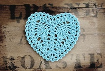 Crochet hearts / by Tonya Rose