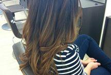 morgan hair color / by Tammy Biroc
