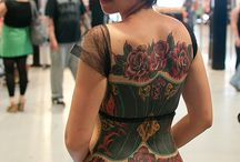 Sweet tattoos / by Katie Belliveau