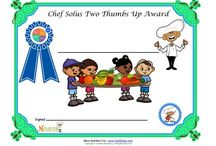 Certificate Printables / by Nourish Interactive