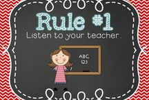 Whole Brain Teaching / by Malisa Howerton