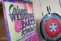 2013 I Do Downtown Bridal Crawl / by Orlando Wedding & Party Rentals