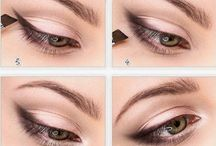 Eye Makeup / by Robyn Rubins